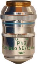 Zeiss Plan Apo 40x Phase Objective Image