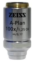 Zeiss A Plan 100x Objective Image